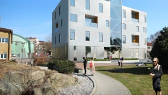 Nu rullar HSB Living Lab in i Göteborg.