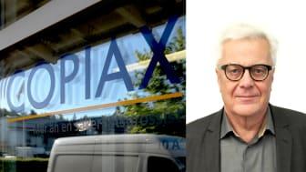 Ny CFO och IT-chef till Copiax