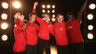 Ford støtter Danmark ved Special Olympics World Summer Games