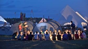 Scouterna erbjuder äventyr, gemenskap och massor av nya kompisar.