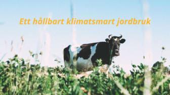 Ett hållbart klimatsmart jordbruk - Referat