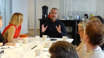 Startmöte för SKAP:s satsning på mångfald och jämställdhet 23 januari 2014