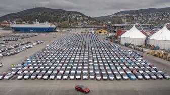Skip nummer 2 Drammen Mustang Mach-E 2021