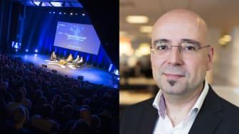 Daniel Akinine, teknikchef hos Microsoft, ska prata techtrender och tech som gör gott på Umeå tech Arena 14 maj.