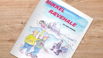 Skibsfører udgiver børnebog