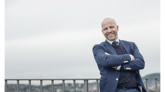 administrerende direktør, Gunnar Glavin Nybø, Foto: Erik Burås/Fremtidens Byggenæring