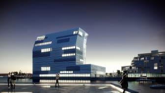 Energieffektivt Munchmuseum