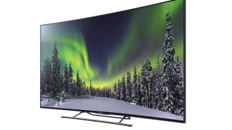Изогнутые 4К-телевизоры BRAVIA серии S85C с поддержкой Android TV