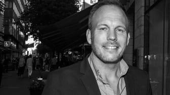 Daniel Askergren, new Senior Account Director at Open Communications in Stockholm
