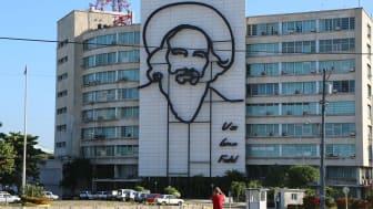 Vas bien Fidel - från Havanna