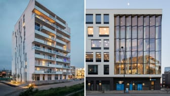 FOJAB kammade hem både Stadsbyggnadspriset i Malmö och Gröna Lansen.