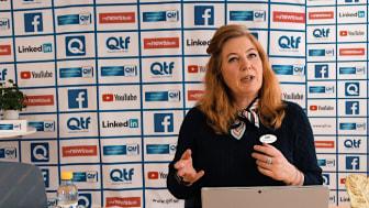 Heléne Karlsson, QTF, om mätning av syre och besiktning av värmesystem i fastigheter