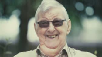 Evert Nilsson, en av Mimers nominerade grannar