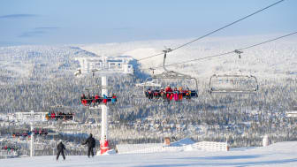Continuing keen interest in alpine skiing and increased revenue from property development