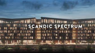 Scandic Spectrum åbner 1. marts 2022 på Kalvebod Brygge i København