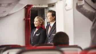 Crew on board Norwegian's 737 MAX 8