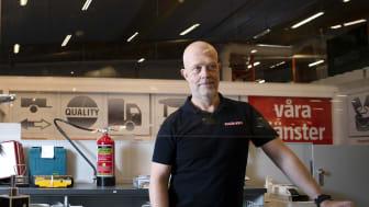 Bauhaus höjer säkerheten med brandsläckare för batteribränder