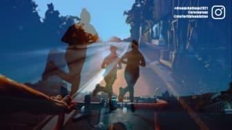 Areco deltar i virtuellt lopp för välgörande ändamål