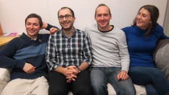 Sveriges hetaste entreprenörer är grundarna bakom STING-bolaget Volumental