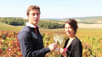 Hantverkschampagne från sydligaste delen av Champagne