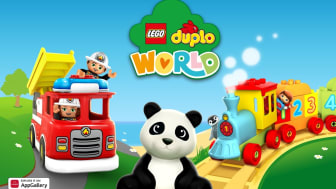 Huawei AppGallery växer med LEGO®DUPLO®WORLD