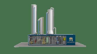 Ny stor biogasorder för Malmberg i UK