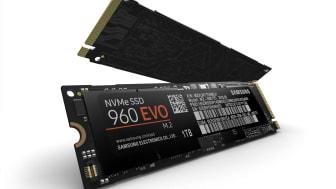 960 EVO SSD