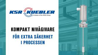 Nivågivare FLM-C från KSR Kuebler