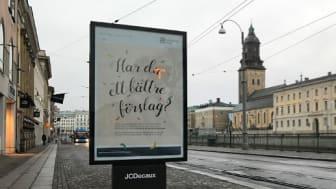 Har du ett bättre förslag? Två år sedan Göteborgsförslaget lanserades, i januari 2017. Foto: Stefan Lydén