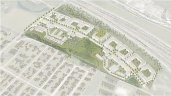 Naturen i fokus när skjutbana i Bunkeflo blir bostadsområde