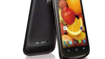 Huawei utökar 4G-erbjudande med Ascend P1 LTE