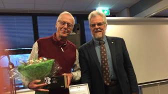 Frivilligprisen 2018 gik til Herluf S. Thomsen