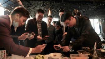 Nysgjerrige kinesiske kokker vil lære mer om oppskrifter på norsk torsk