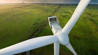 Vestas wind turbines (Courtesy of Vestas Wind Systems A/S)
