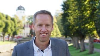 Peter  Larsson, tillträdande kommundirektör. Foto: Uddevalla kommun