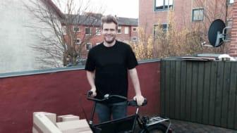 Sex on wheels! Danmarks største online sexhop nu med cykellevering