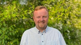 Øyvind Moshagen begynner som ny leder for Region Innlandet i Norconsult 1. september. (Foto: Privat)