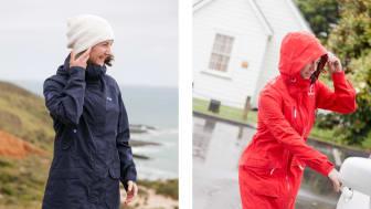 Produktnyhet fra Bergans: Lone Jacket og Hella Coat