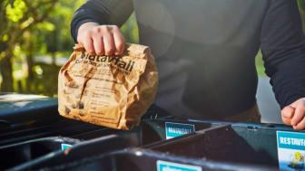 Den som källsorterar hjälper till att sänka kostnaderna för regionens avfallshantering. Bild: NSR