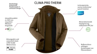 Maier Sports Clima Pro Therm Recycling