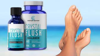 Why do you need CrystalFlush toenail system to treat nail fungus?