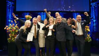 """""""På AktivBo är vi imponerade av det arbete och den service som Mannersons levererar. De är verkligen ett föredöme i branschen och att deras kunder lyfter fram dem som Sveriges bästa hyresvärd i sin klass är välförtjänt""""."""