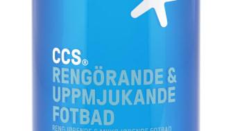 CCS Rengörande och Uppmjukande Fotbad 250 ml