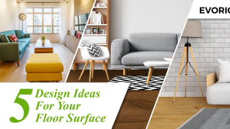 5 Design Ideas For Your Floor Surface