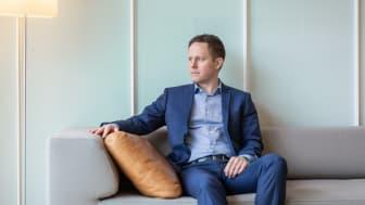 Foto: Rossen PR / Lars Berthelsen, adm. direktør for Visma Consulting A/S