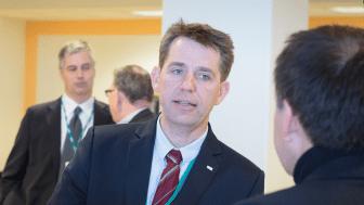 Expertis på export. Jesper Baaring från Öresundskraft ska dela med sig av sina kunskaper om Filbornaverket vid en konferens i Jakarta, Indonesien.