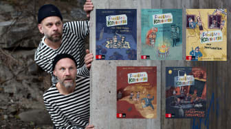 Familjen Knyckertz blir julkalender i SVT 2021