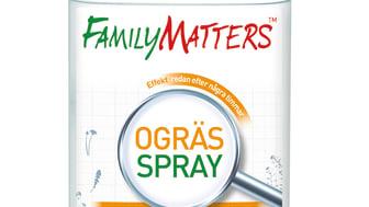 Ogrässpray 750ml - Family Matters