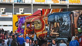 Trailer Trucking Festival på Mantorp Park flyttas fram till den 8-9 oktober 2021.