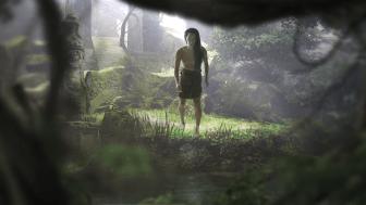 I smygtitt in i djungeln där musikalen Djungelboken kommer att utspela sig i höst